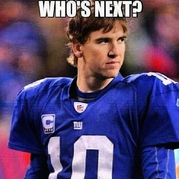 Seriously. Get a good QB for crying out loud.  Since he's never been a leader maybe the meeting was to announce his retirement.