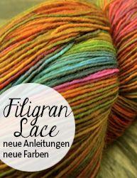 © Die Maschen zum Glück | Atelier Zitron Filigran Lacegarn