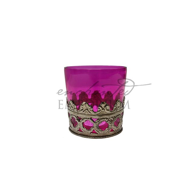 Moroccan-Tealights--Pink-High-Silver-003