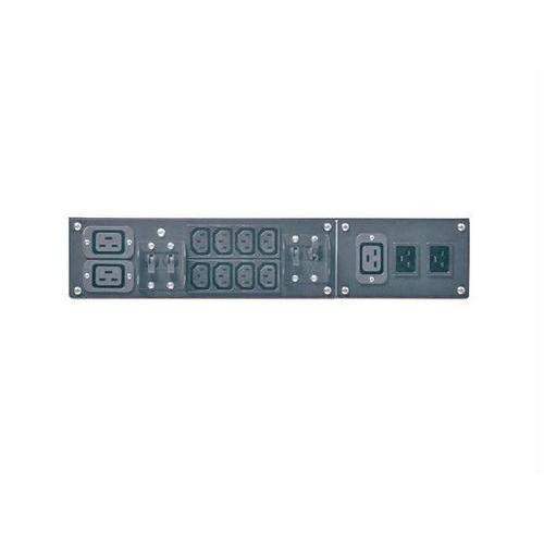 APC SERVICE BYPASS PANEL- 230V; 50A; BBM; IEC320 C20/HW INPUT; IEC-320 OUTPUT- (