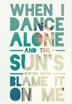 Blame It On Me - George Ezra #lyrics #retype