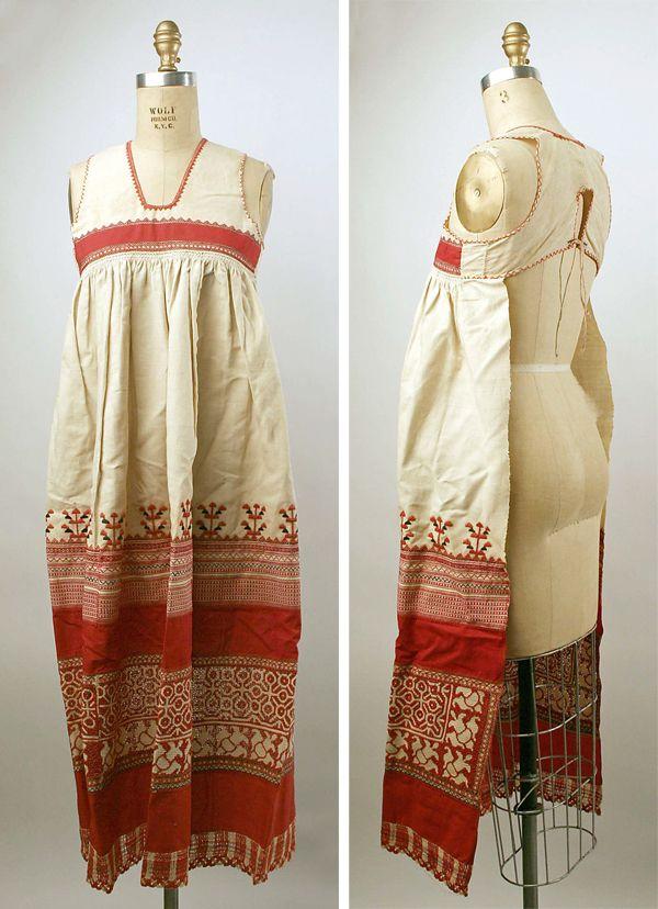 _19 в Фартуки Русский народный костюм и текстиль из коллекции семьи Шабельских