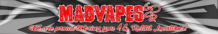 Madvapes - Electronic Cigarettes, E Cigarettes, E-Cigs