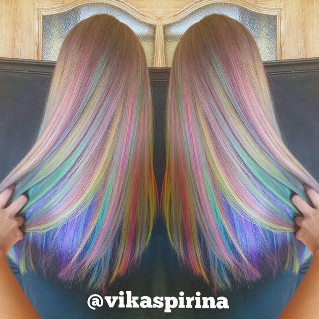 Pulp Riot Mermaid Hair Hairbysydneymadison