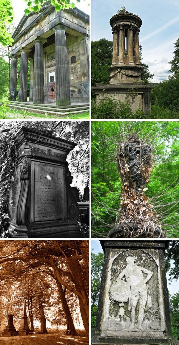 general cemetery graves