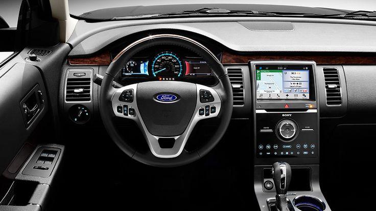 2016 Ford Flex Interior