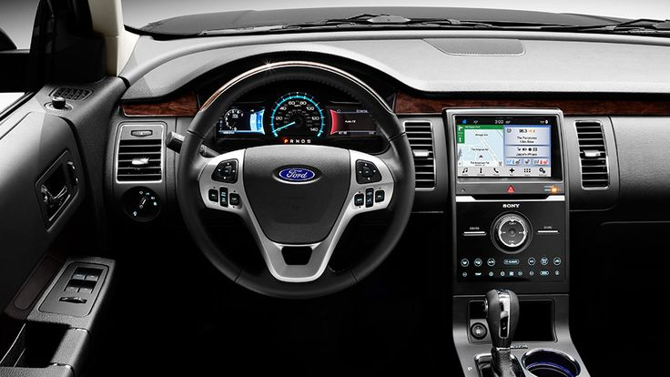 2016 Ford Flex Interior