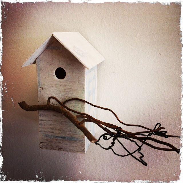 La casa dell'uccellino