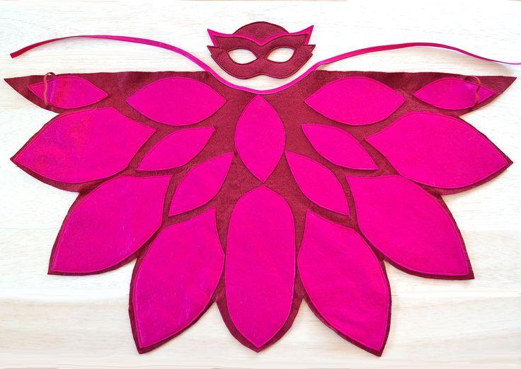 PJ Masks Owlette | PJ Masks Owlette Costume Kids Wings, Mask | BHB Kidstyle