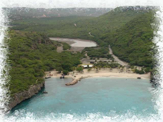 Daaibooi Beach, Curacao - diving, food