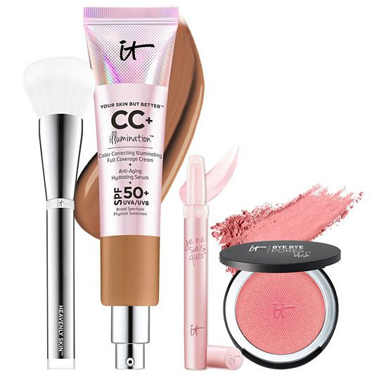 It Cosmetics It's All About You Customer Favorites Collection March 2018 Today's Special Value
