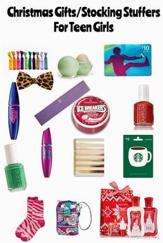 Teenage girls are so easy to shop for said no one ever.I know because I'm a mom of two girls ages 17 and In case you're struggling to find that perfect gift for your teenage daughter, I've put together this collection of gifts for teen girls that will not let you down!. Here's how I know these gifts .