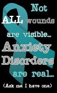 Anxiety Awareness. I will make this into my career.