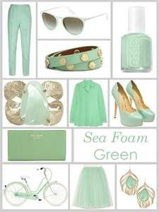 Sea Foam GreenMint Green, Style, Sea Foam, Favorite Colors, Soft Colors, Spring Colors, Wedding Colors, Accent Colors, Seafoam Green Nails