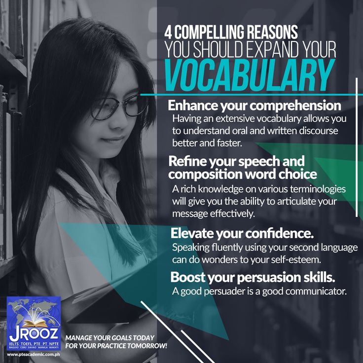 4 Compelling Reasons You Should Expand Your Vocabulary  - One of the linguistic topics that any PTE Academic test taker should consider is vocabulary acquisition. Like any other language, English is a rich dialect that has its cultural jargons, colloquial expressions, and locations-based vernaculars that every non-native speaker must navigate.
