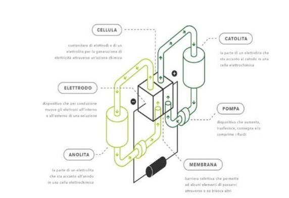 La super batteria green al rabarbaro è italiana. Costerà poco e non inquina come il litio - Skyres