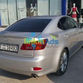 FOR SALE: LEXUS CAR MODEL IS 300
