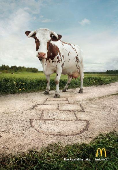 McDonald's: Hopscotch: Mcdonald'S, Advertising, Mcdonalds, Ads, Milkshakes