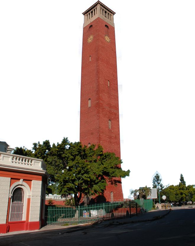 Campanile tower in Port Elizabeth