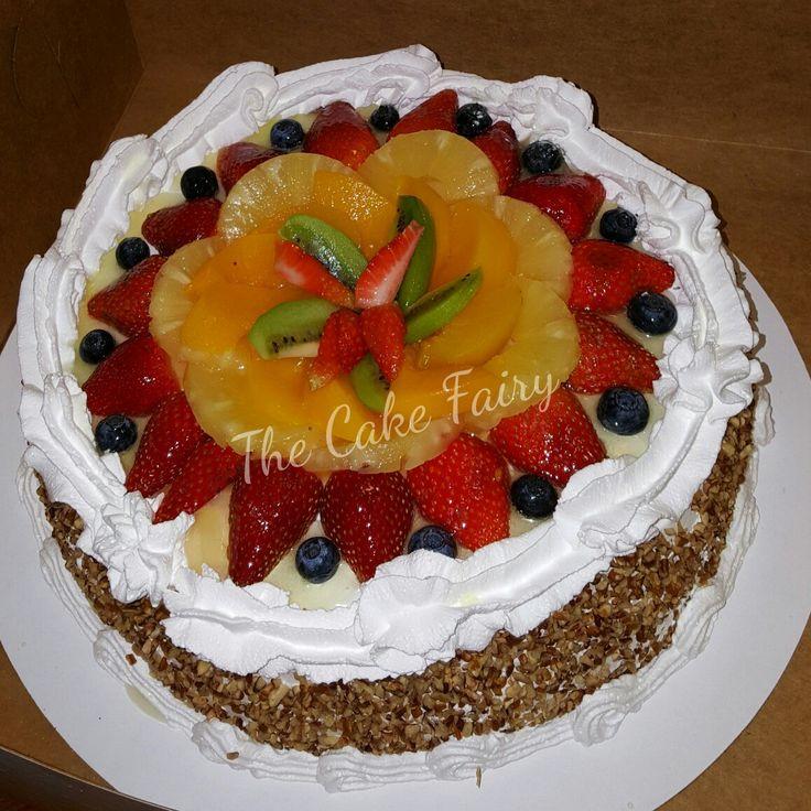 #fruitcake #caketime #yummycake #tresleches