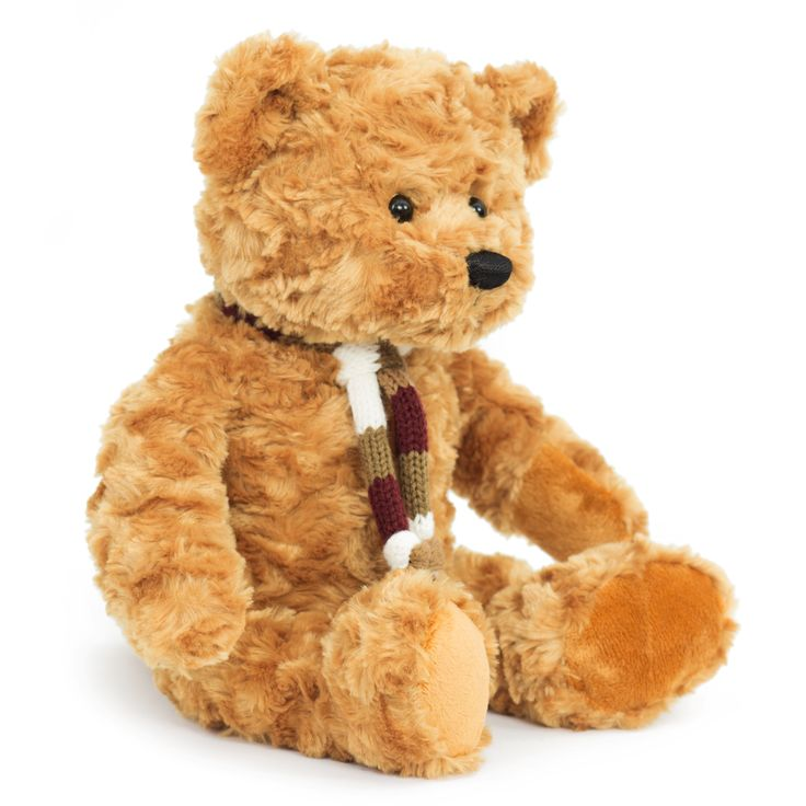 Teddy Freddy Gold 88.547.033 Teddy Freddy is made from fine quality superior soft plush and is soft, cuddly and floppy making him the ideal companion for young children to cuddle, hug and comfort.