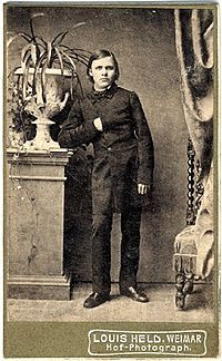 フリードリヒ・ニーチェ - Wikipedia