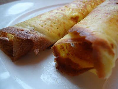 LCHF-bloggen: Lavkarbo pannekaker