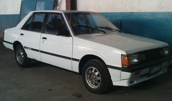 Mitsubishi Lancer 1980