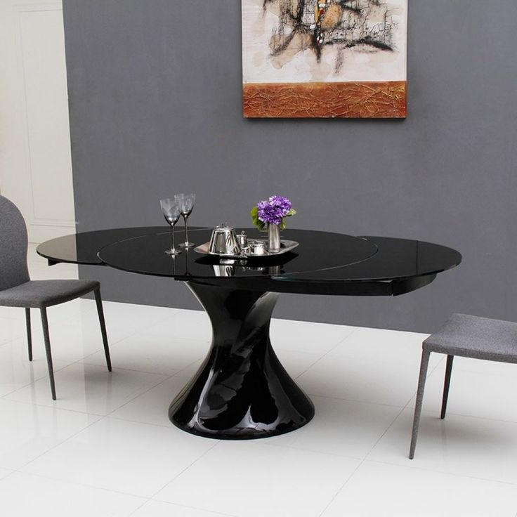 Black Lacquer Dining Room Table: 63 Best Modern Dining Table Images On Pinterest