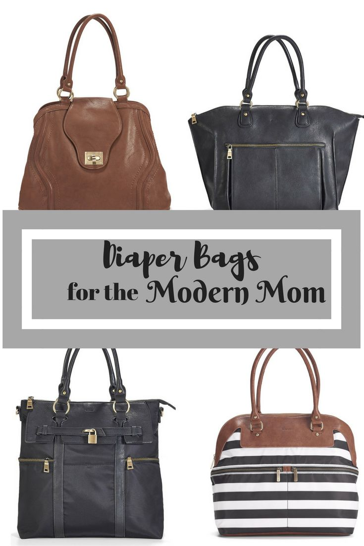 Diaper Bags for the Modern Mom | Stylish Mom | Baby Shower Gift | Newlie Co | Stylish Bag | Multifunctional Bag | Women's Bag