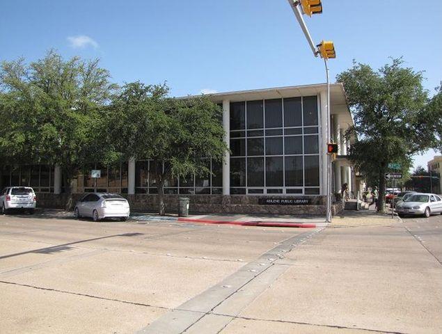 <p>FILE PHOTO/Abilene Travel Guide-VirtualTourist</p><p>Abilene Public Library</p>