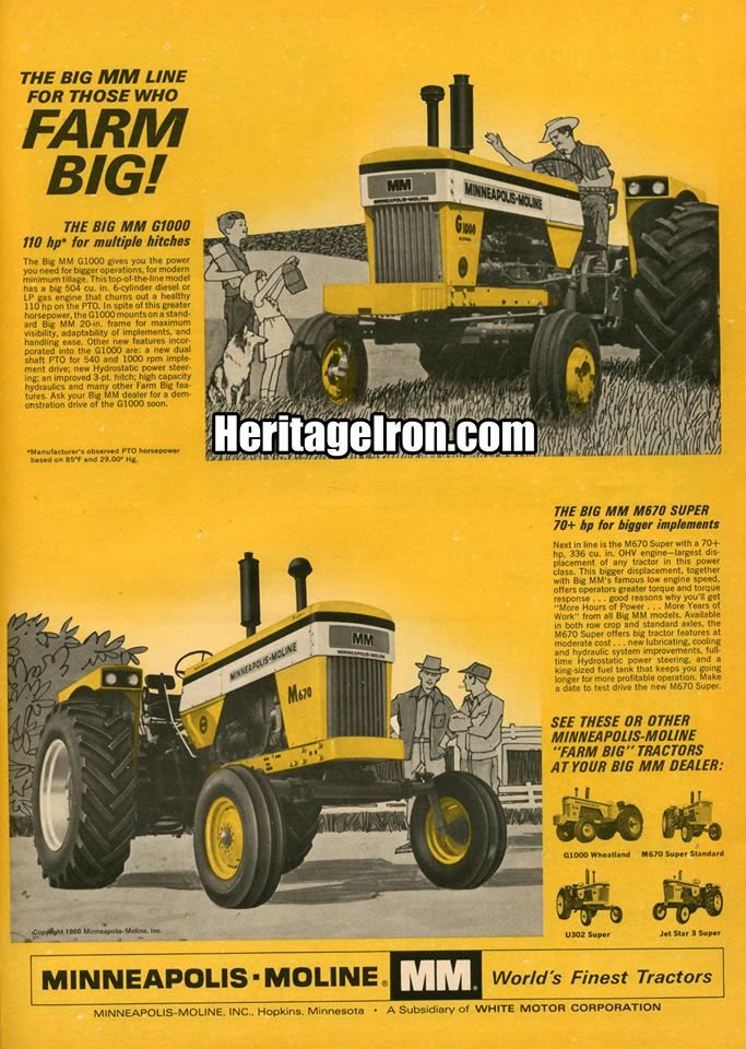 113 Best Minneapolis Moline Tractors Images On Pinterest Minneapolis Moline Tractors And Tractor