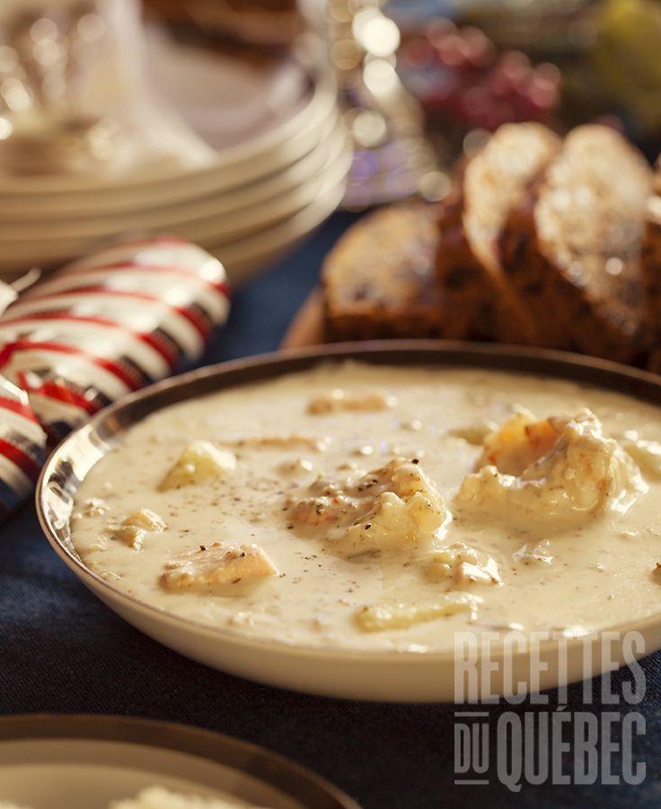 Chaudrée de poisson minute http://www.recettes.qc.ca/recette/chaudree-de-poisson-minute-97858 #recettesduqc #poisson #soupe