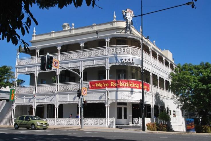 Regatta Hotel in Brisbane