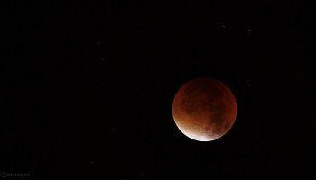 Totale Mondfinsternis am 28. September 2015