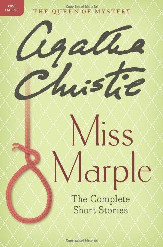Miss Marple: The Complete Short Stories: A Miss Marple Collection (Miss Marple Mysteries) by Agatha Christie http://www.amazon.com/dp/0062073710/ref=cm_sw_r_pi_dp_35N5tb1GRPN5Q