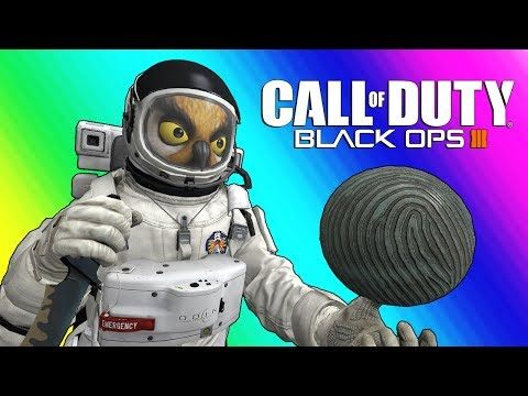 cool Black Ops 3 Zombies Moon Easter Egg - Destroying Delirious's House (Funny Moments)