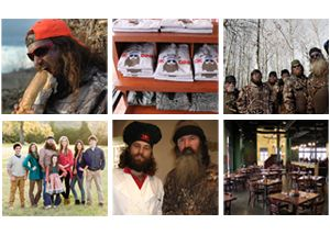 Have you tried Willie's Duck Diner yet? Travelers, locals, and the Duck Commander crew alike love it! #EatMWM