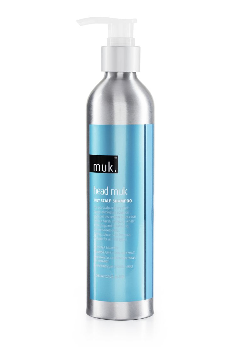 muk. head muk Oily Scalp Shampoo 300ml.