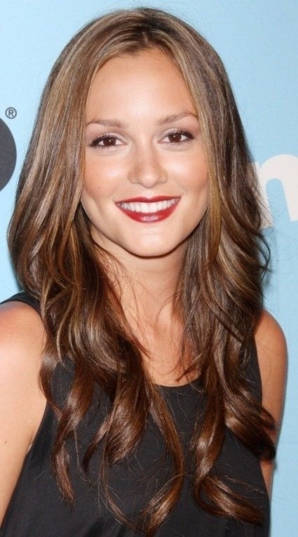 Leighton Meester | Hair Makeup
