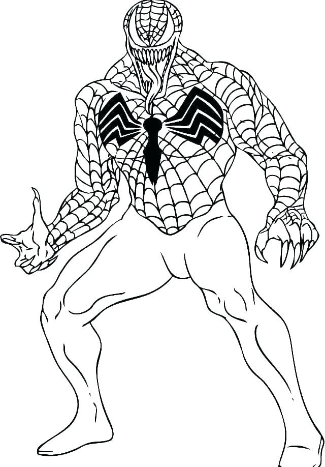 Spiderman Coloring Pages Coloring Pages To Print Spiderman Coloring Superhero Coloring Pages Avengers Coloring