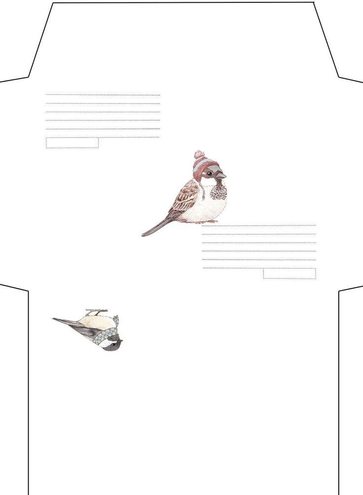 Print Envelope   Конверты для печати