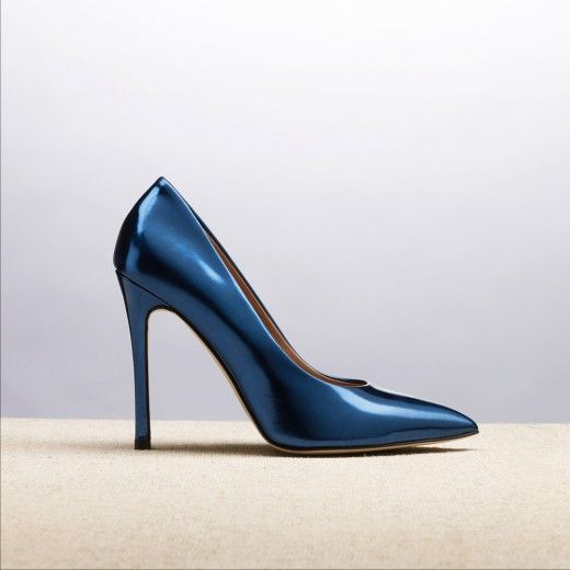 MANHATTAN BLUE _ SPRING SUMMER 2015 COLLECTION | #altiebassi #spring #summer #2015 #sophisticated #italianshoes #woman
