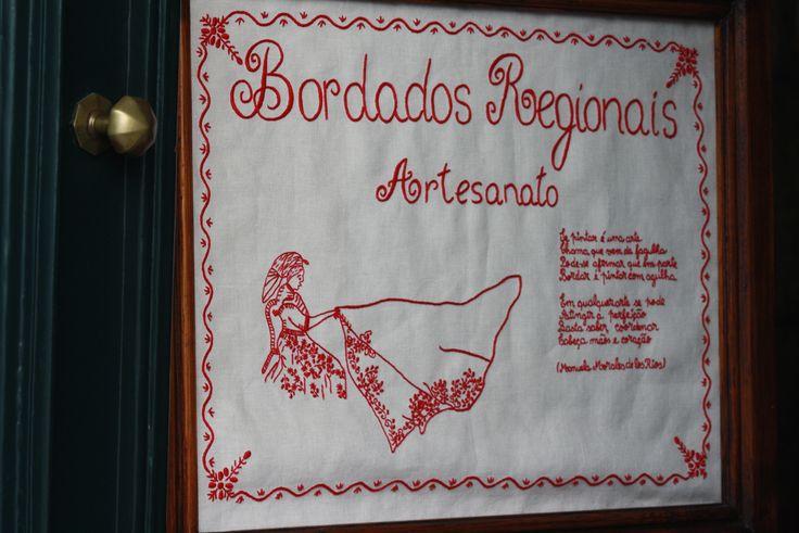 Guimarães embroidery