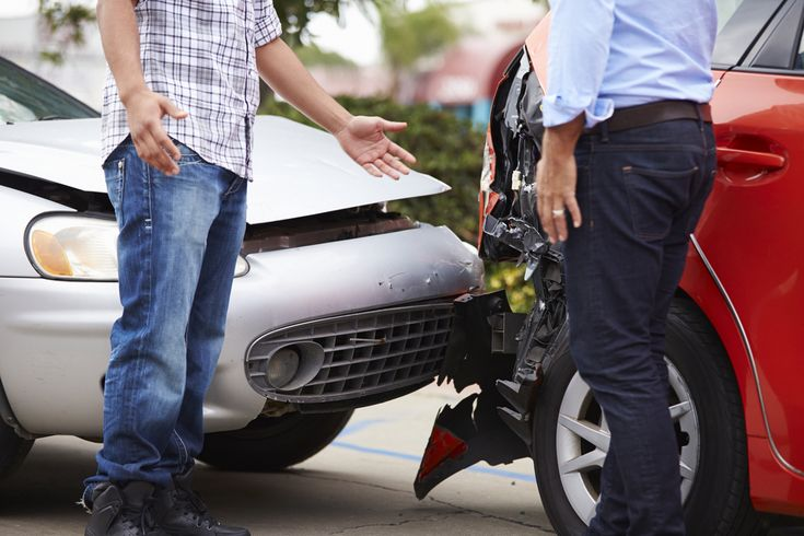 Do you know how to handle a car accident when someone doesn't have insurance? #drivinglessson #defensivedriving
