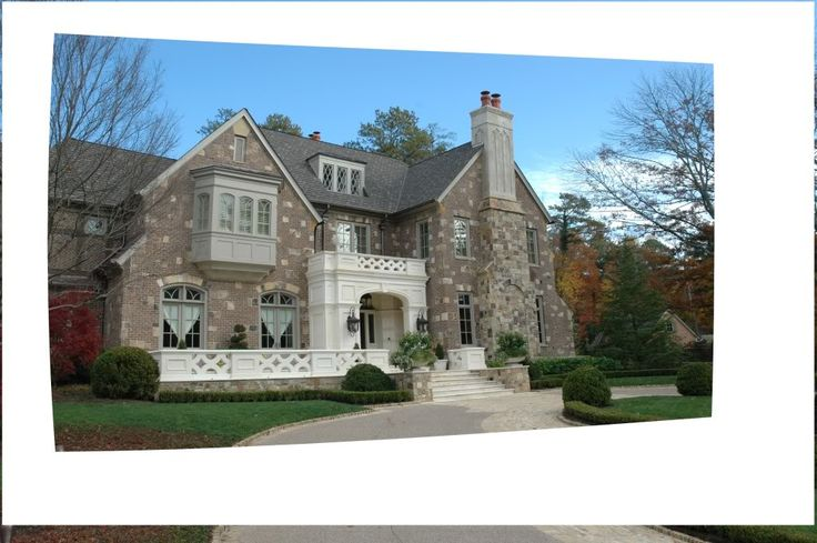 1000 images about stephen fuller homes on pinterest for Tudor revival house plans