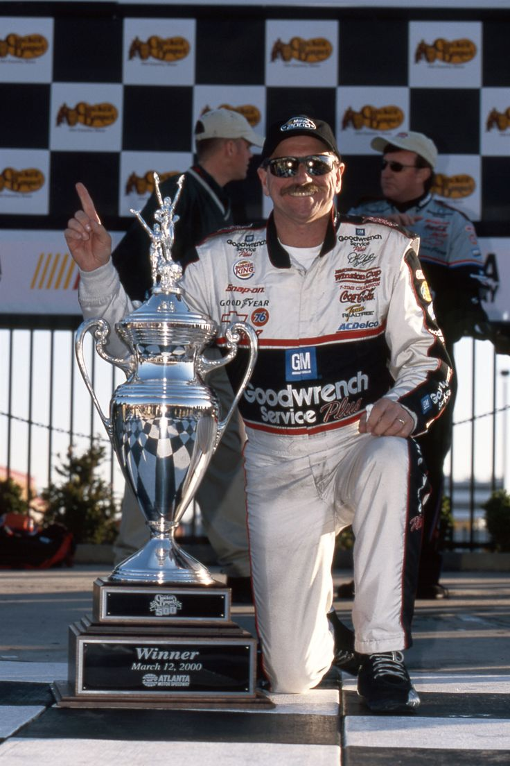 Dale Earnhardt's 76 NASCAR Sprint Cup victories | Photo Galleries | Nascar.com