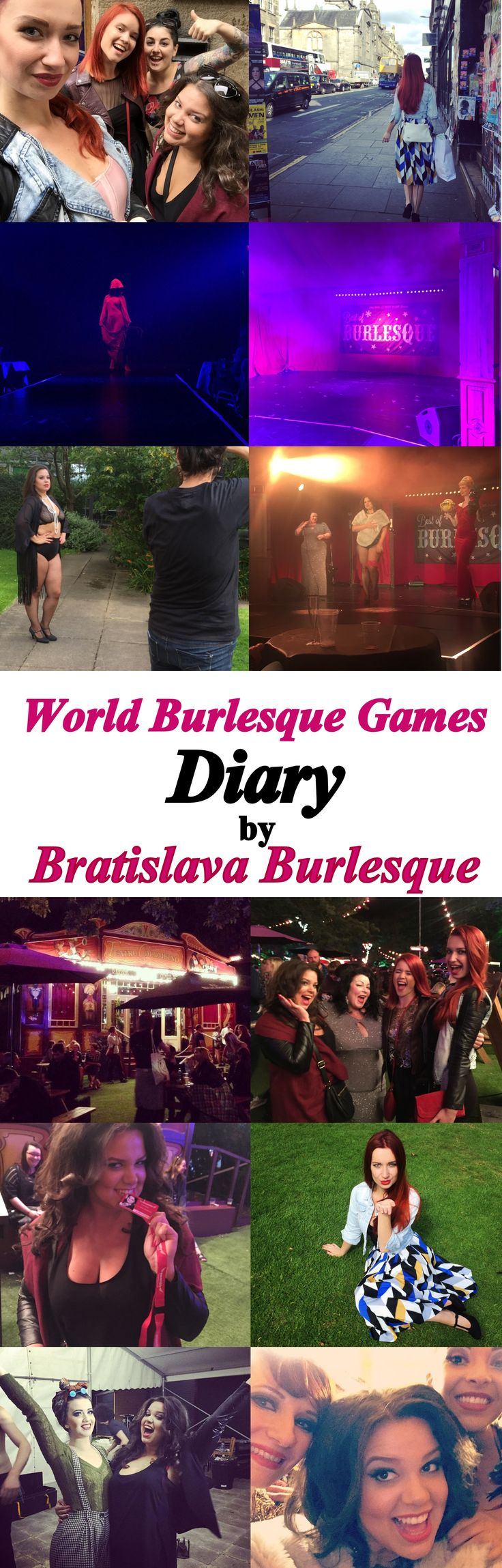 We had a lovely time in Edinburgh at Best of Burlesque (World Burlesque Games)! It was nice to meet Aurora Galore, Kiki Deville, Eliza Delite, Whiskey Falls, Silk Desiré, Lou Safire, Cece Siclair and many other talented performers. Thank you Chaz Royal and Betty D'Light for inviting us! <3 Read full story at our blog <3