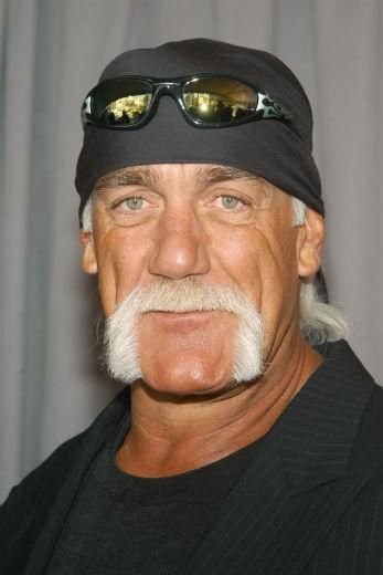 History's Most Famous Facial Hair - Hulk Hogan