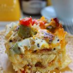 Crock Pot Breakfast Casserole *Get more RECIPES from Raining Hot Coupons here* *Pin it* by clicking the PIN button on the image above! REPIN it here! Tomorrow morning I am going to be making this next recipe again so I decided it was time to get my post together and finally post this delicious recipe. …